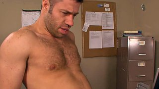 Hd, At work, Office gay, Knock, Homosexual, Knock knock